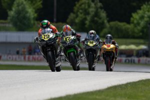 motoamerica weekend racing turn 3 road america